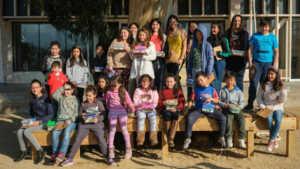 Foto en grupo
