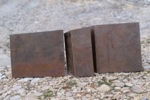 Maqueta de hierro