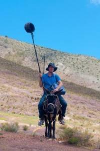 Mexico Desierto Burro