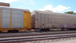 Mexico tren
