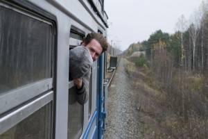 Ukraine - Chernobyl train