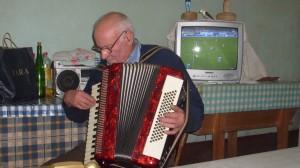 vieux monsieur accordeon